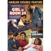 Harlem Double: Girl in Room 20 / God's Stepchildre (DVD)