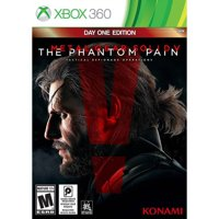 Metal Gear Solid V The Phantom Pain for Xbox 360