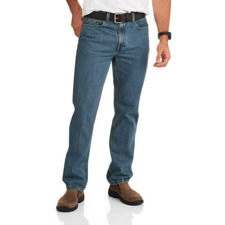 Image of Faded Glory Men's Regular Fit Jeans