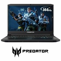 "Acer Predator Helios 300 Gaming Laptop PC, 15.6"" Full HD 144Hz 3ms IPS Display, Intel i7-9750H, GTX 1660 Ti 6GB, 16GB DDR4, 256GB PCIe NVMe SSD, Backlit Keyboard, PH315-52-78VL Notebook Computer"