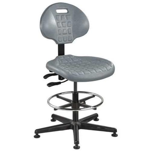 """Bevco Task Chair 21"""" to 31""""H, Gray, 7501 GRAY"""