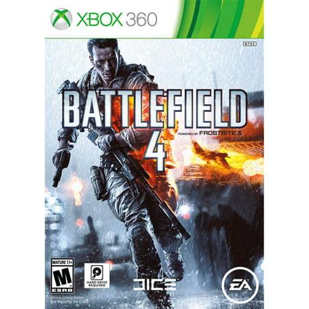 Battlefield 4 (Xbox 360) Electronic Arts, 14633367058 ()