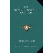 The New Church and Spiritism