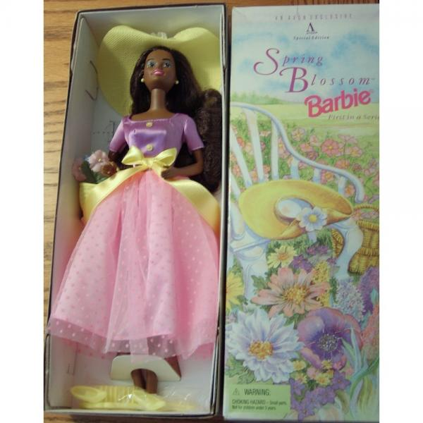 Spring Blossom Barbie - (First in a Series)