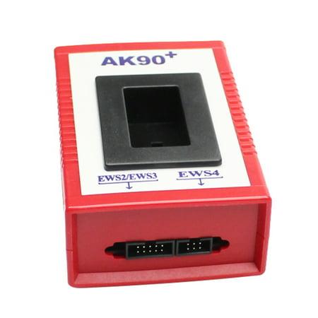 Auto Key Programmer Tool Professional AK90+ V3.19 Match Diagnostic Tool for BMW EWS AK90 with Cable Key Programming Kit Identifying Keys - image 5 de 7