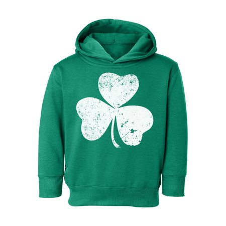 Awkward Styles Girls Boys St Patricks Day Toddler Hoodie Irish Leaf Hooded Sweatshirt for Kids Proud Irish Irish Boy Sweatshirt