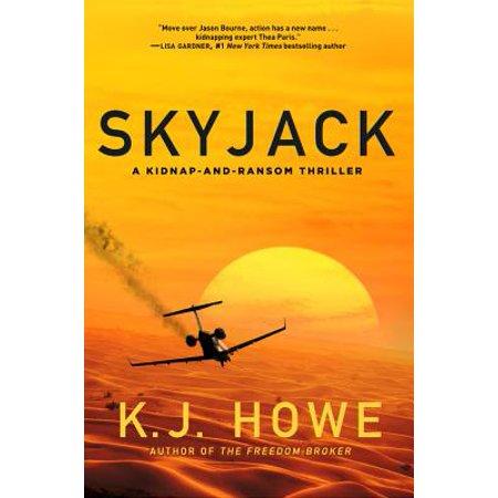 The Slowdown Halloween (Skyjack: a full-throttle hijacking thriller that never slows)