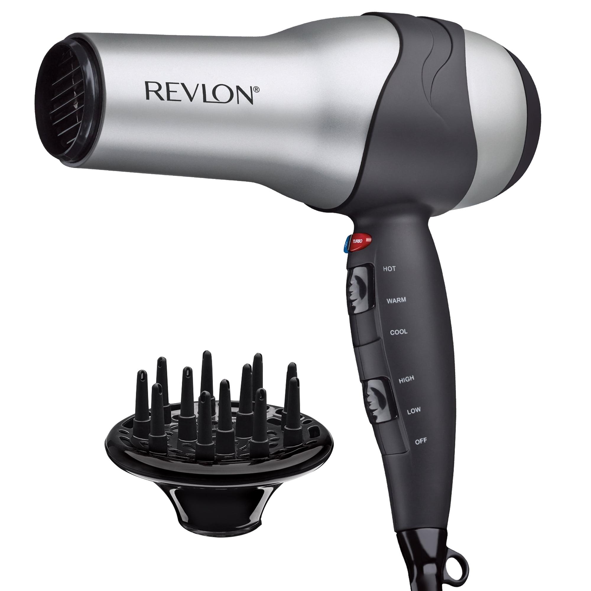 REVLON Hair Dryer with accessories