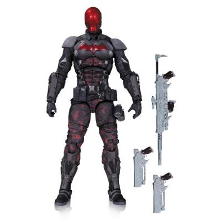 Batman Arkham Knight Red Hood Action Figure (Arkham Knight Scarecrow)