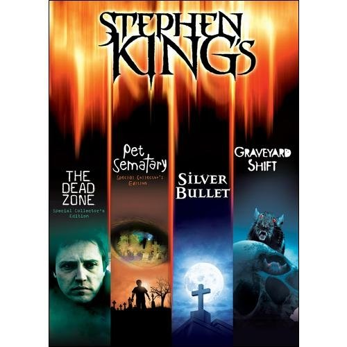 The Stephen King Collection: The Dead Zone / Pet Sematary / Silver Bullet / Graveyard Shift (Widescreen)