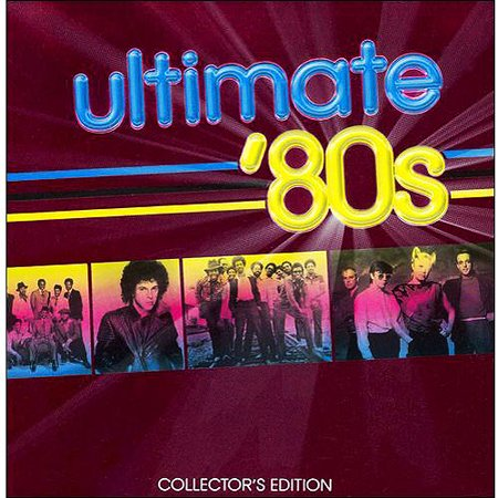 Collector's Tin: Ultimate 80s (3 Disc Box Set)