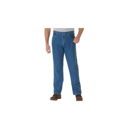 Wrangler Men's Big & Tall Relaxed Fit Stretch Jeans