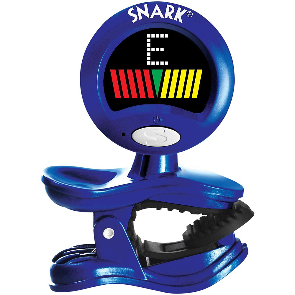 Snark SN-11 All-Instrument Clip-On Tuner Blue