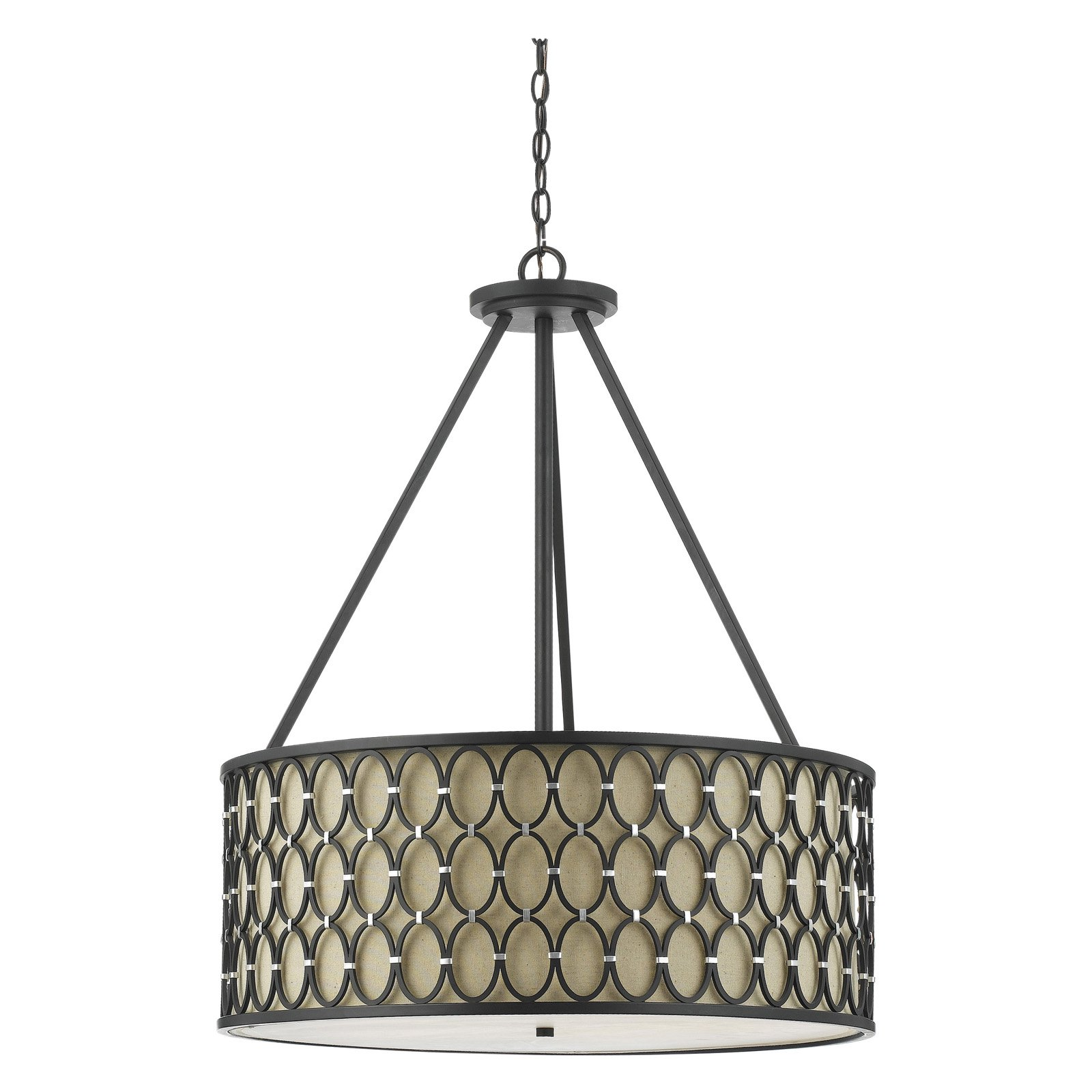 AF Lighting 8218-5H Large 8218 Pendant