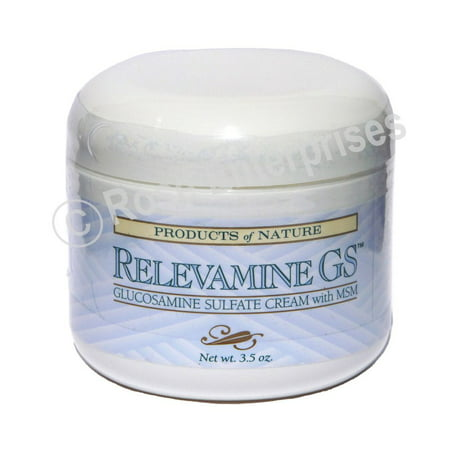 Relevamine GS - 3.5 Ounce