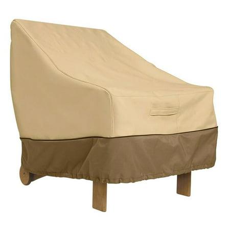 Veranda Patio Chair Cover For Hampton Bay Fall River Patio Dining Chairs, 14 CS ()