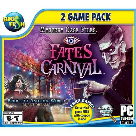 Mystery Case Files Fate's Carnival (PC DVD), 2