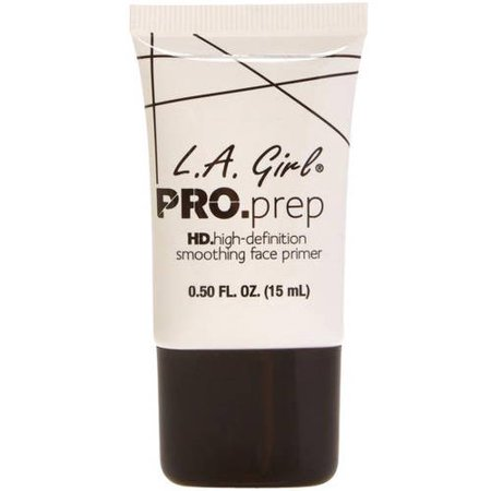 L.A. Girl PRO Prep High-Definition Smoothing Face Primer, 0.50 fl (The Ordinary High Adherence Silicone Primer Review)