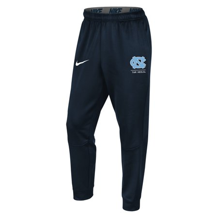 North Carolina Tar Heels Nike Performance Tapered Pants - Navy