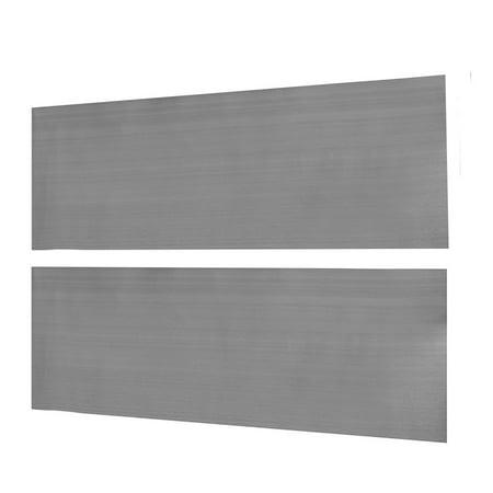 "47""x94""/240x120cm 6MM Grey Flooring Synthetic Teak Sheet EVA Foam Boat Yacht Decking - image 8 de 8"