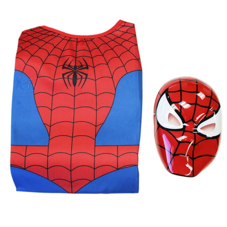 The Amazing Spider-Man Children's Mask and Costume Set