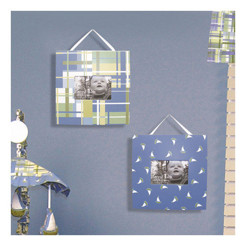 Trend Lab Nantucket Two Piece Picture Frame (Set of 2)