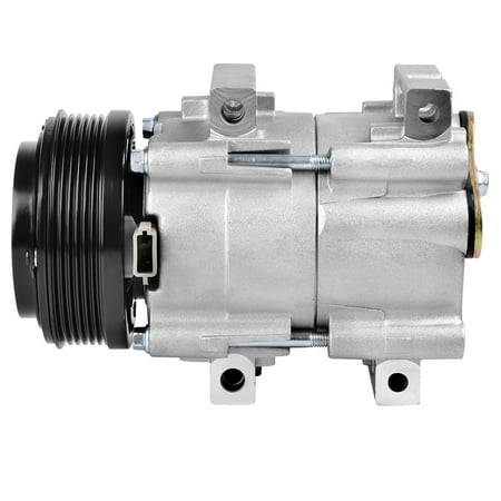 Ford Taurus Coolant (AC Compressor & Clutch for 2001-07 Ford Taurus, 2001-05 Mercury Sable 3.0L 4-Door (CO 103090C))