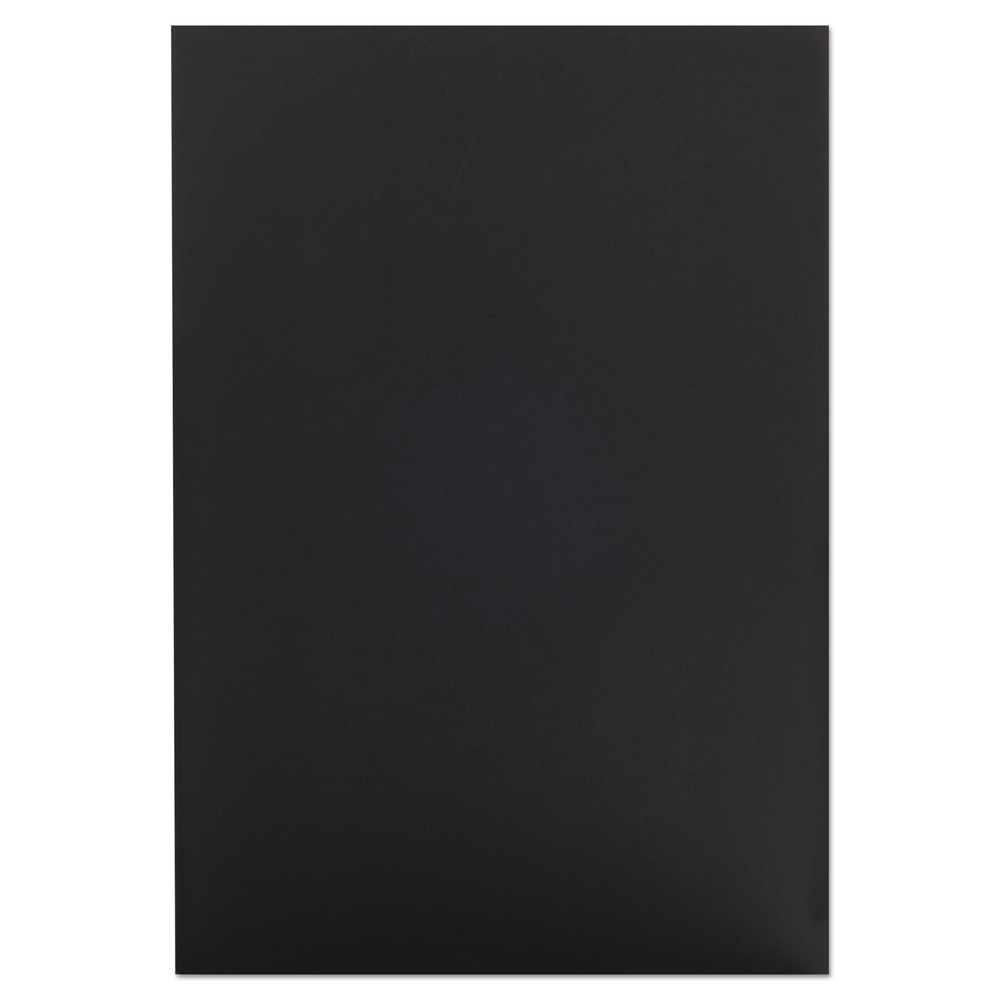 Elmers CFC-Free Polystyrene Foam Board 20 x 30 Black Surface and Core 10 Carton 951120 by Elmer's Products Inc