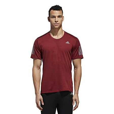 Adidas Mens Running Response Tee Adidas - Ships Directly From Adidas