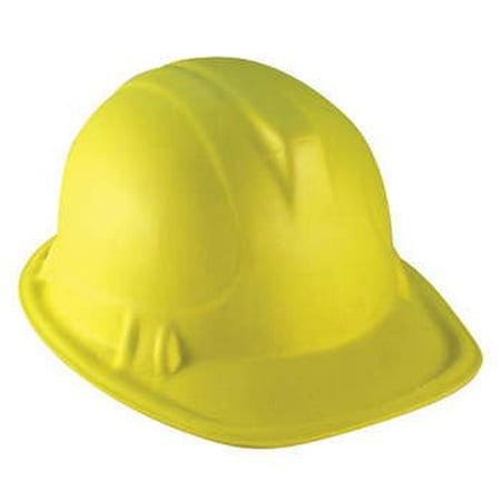 Foam Construction Worker Hat - Walmart.com 63fdbc7c349