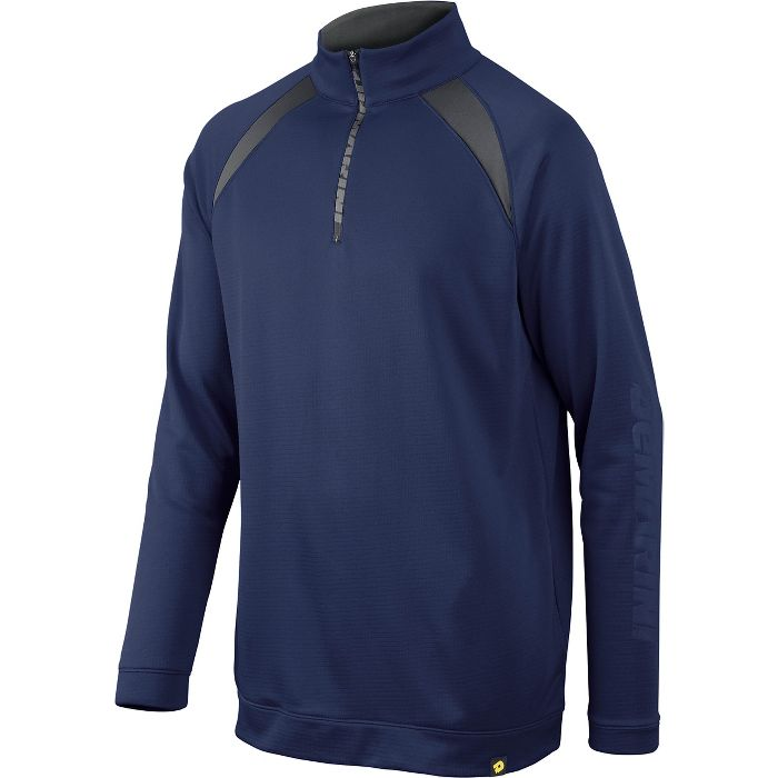 DeMarini Adult Heater Fleece 1 2 Zip Pullover by DeMarini