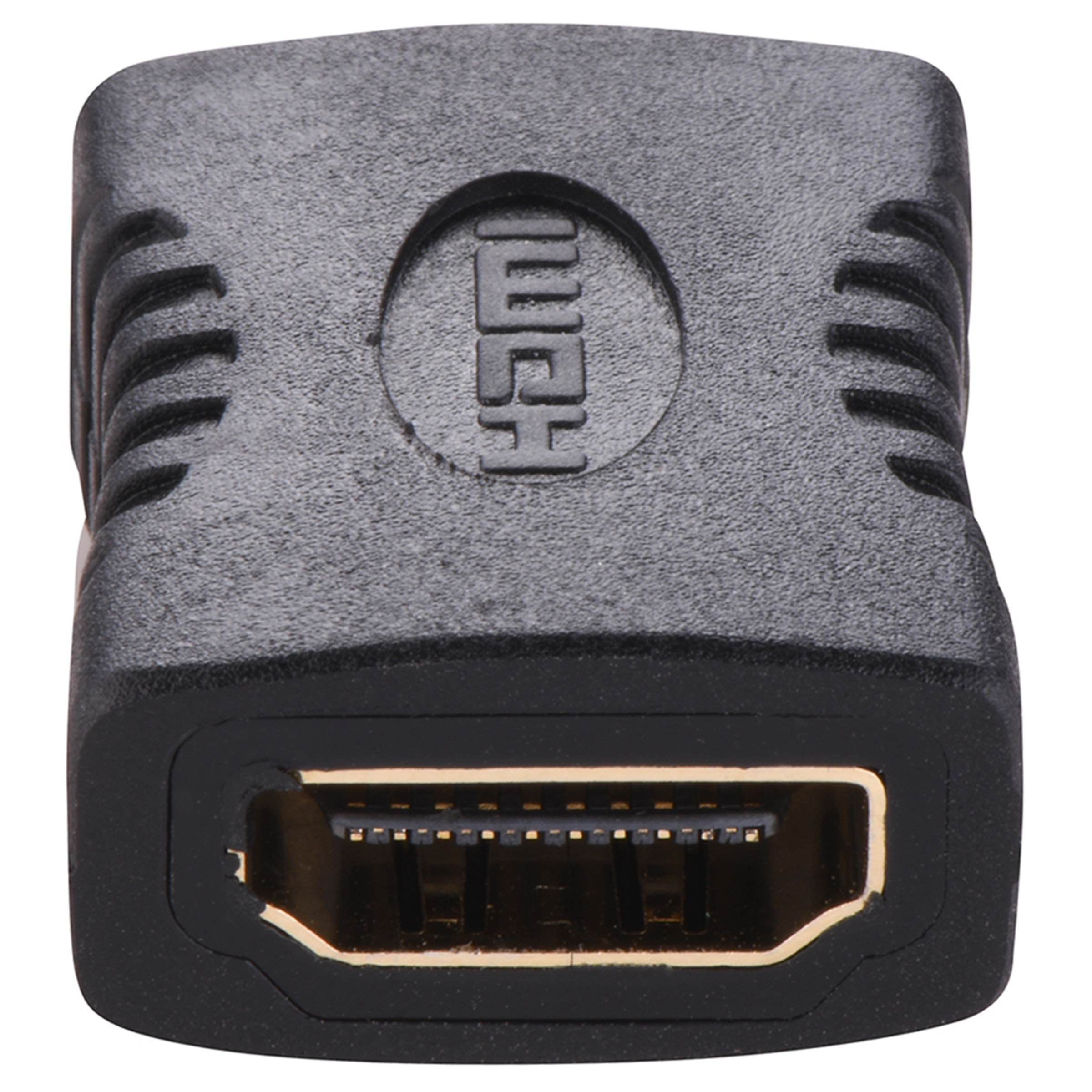 tv cables \u0026 connectors walmart comproduct image onn hdmi coupler, female to female, connect two hdmi cables