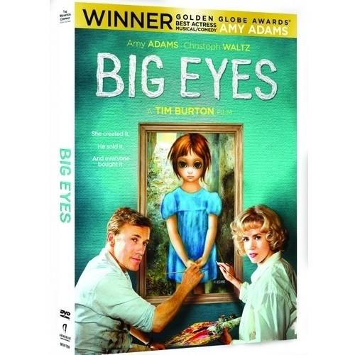 Big Eyes (With INSTAWATCH) (Widescreen)