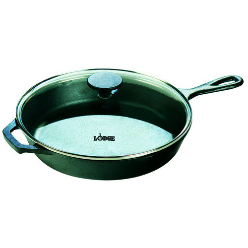 Lodge 10.25'' Skillet with Lid
