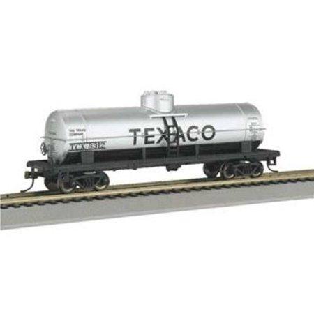 17828 40' Single Dome Tank Texaco HO Multi-Colored
