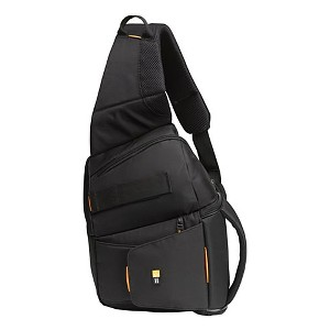 "Case Logic SLRC-205 SLR Sling Backpack 14.75"" x 4.5"" x 3.75"" Nylon Black by Case Logic%2C Inc."