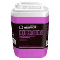 Nanoskin HYPER SUDS Hyper Concentrated Wash & Shine Shampoo (Dilution Ratio: 800:1) - 5 Gallon