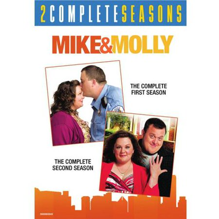 Mike And Molly  Seasons 1 And 2