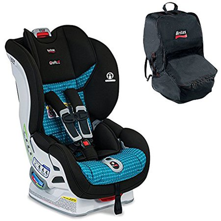 Britax USA Marathon ClickTight Convertible Car Seat Travel Bag Oasis