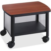 Safco, SAF1862BL, Impromptu Under Table Printer Stand, 1 Each, Black,Brown,Cherry,Translucent