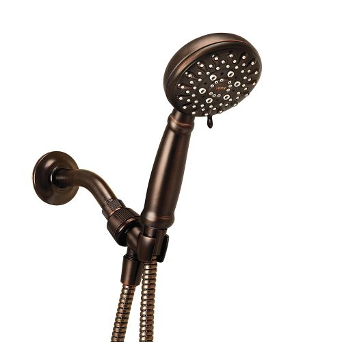 Moen 23015 Multi-Function Hand Shower Package with Hose Included from the Banbury Collection