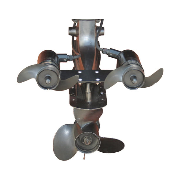 Navigator Engine Mount Trolling Motor 24-Volt Dual-Motor Model for