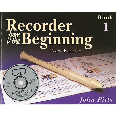 Beginnings Music Book (Music Sales Recorder From the Beginning: Book and CD 1 )