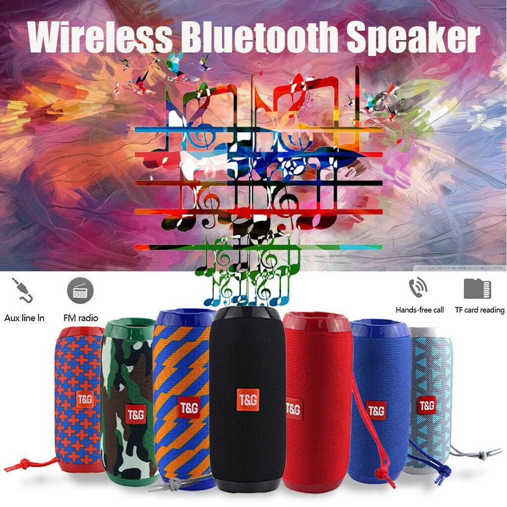 10W Wireless Bluetooth Speaker Portable Outdoor USB//FM Radio Stereo WATERPROOF