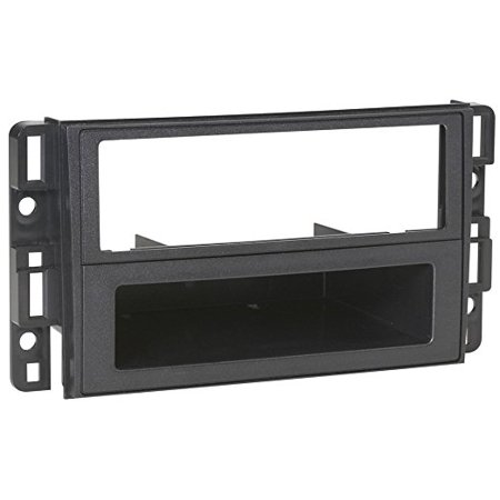 Chevy Impala Dash (Scosche GM1598B Single DIN or Double DIN Dash Installation Kit for 2006 Chevy Impala and 2007 Chevy Tahoe )