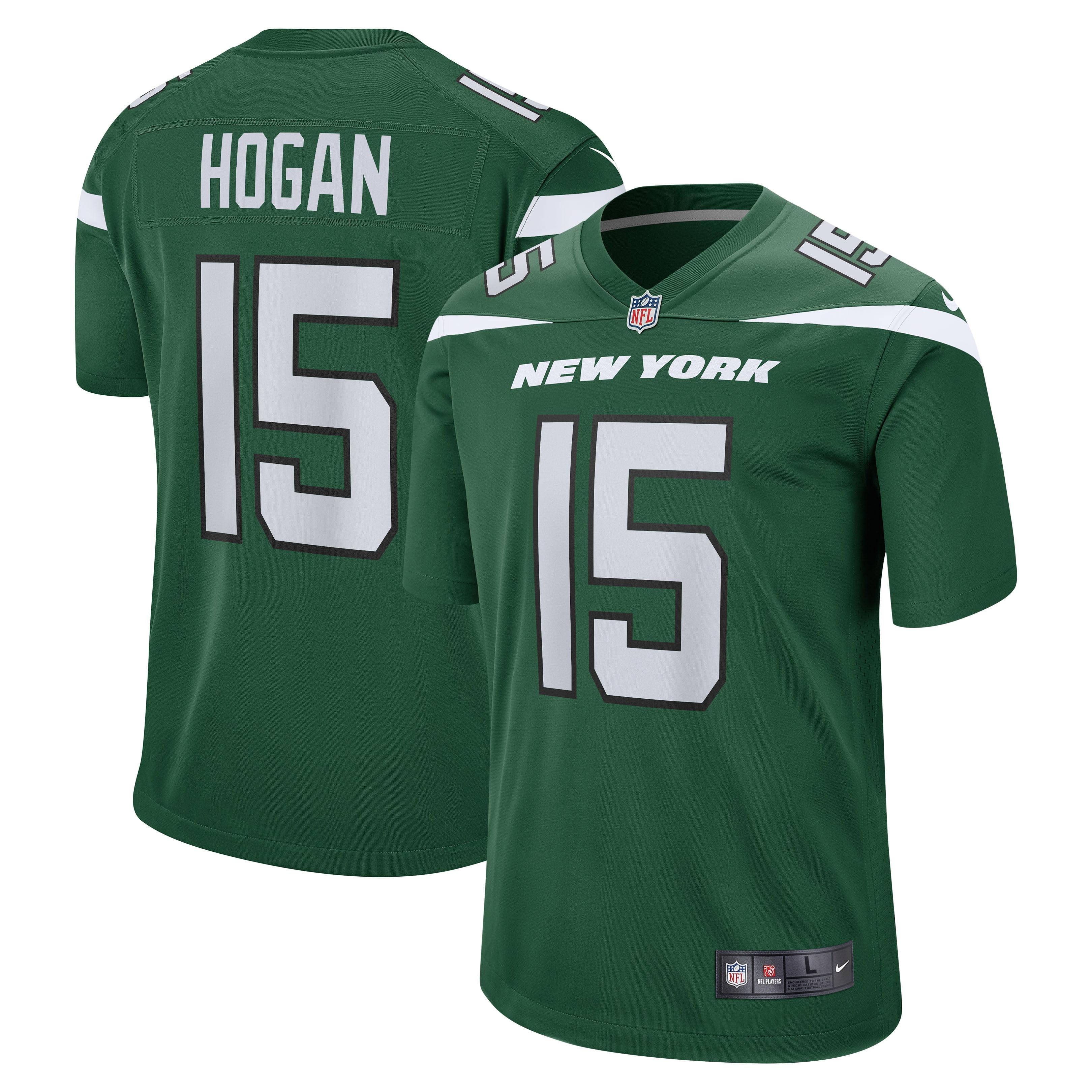 Chris Hogan New York Jets Nike Team Game Jersey - Gotham Green - Walmart.com