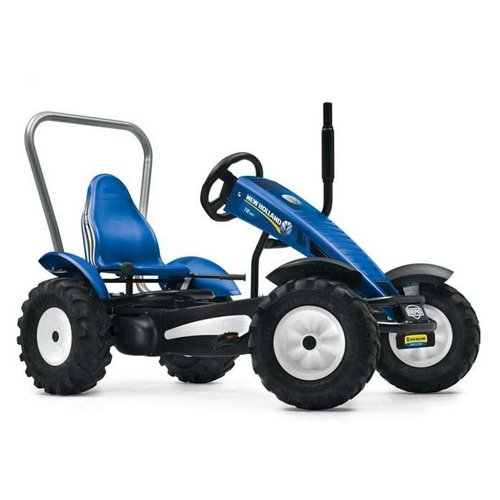 Berg USA New Holland BFR 3 Pedal Go Kart Riding Toy