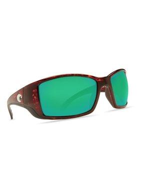 a300710d1e Product Image Costa Del Mar Blackfin Tortoise Sunglasses Green Lens 400G