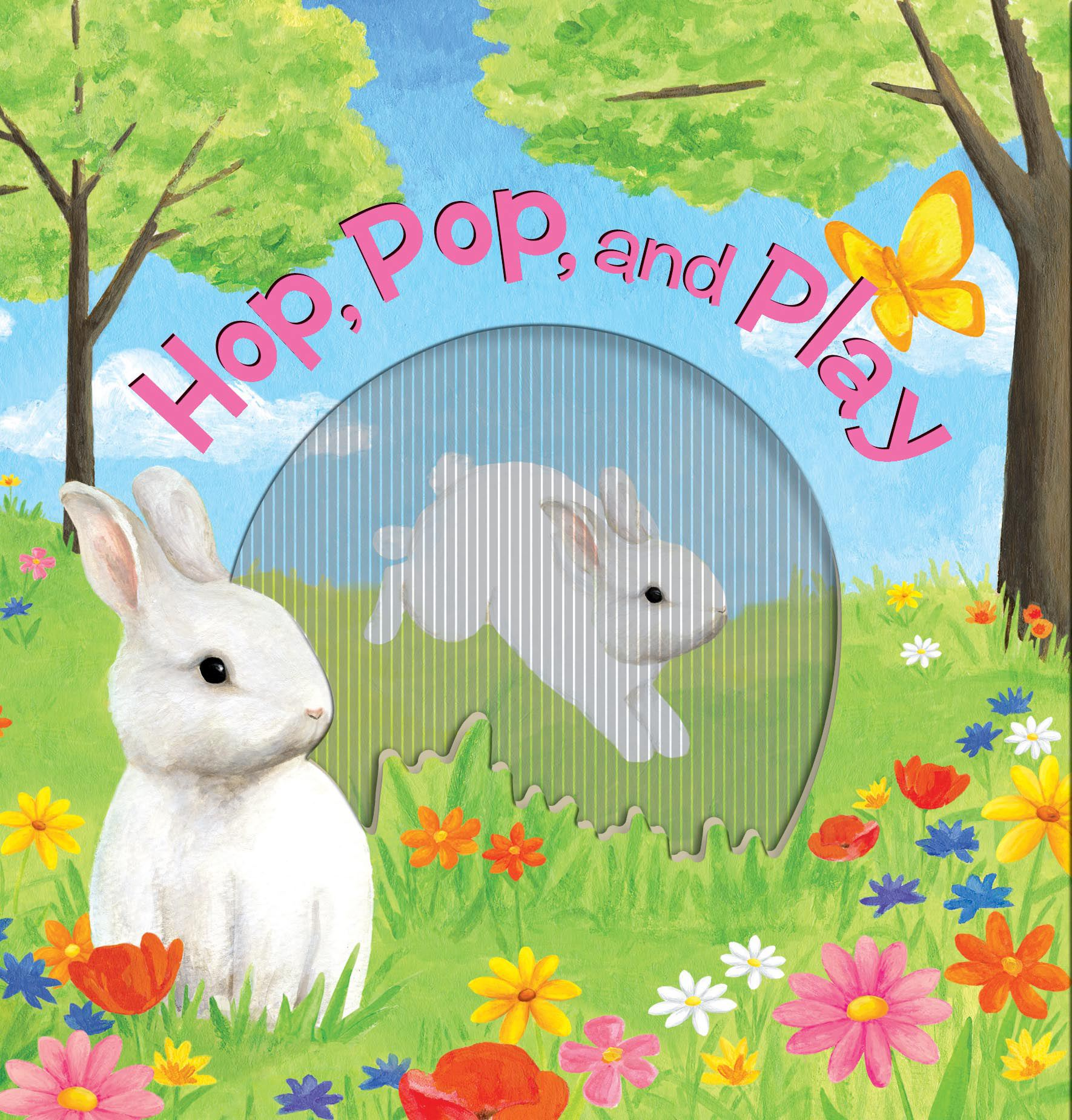 Hop, Pop, and Play : A Mini Animotion Book - Walmart.com