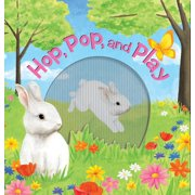 Hop, Pop, and Play : A Mini Animotion Book
